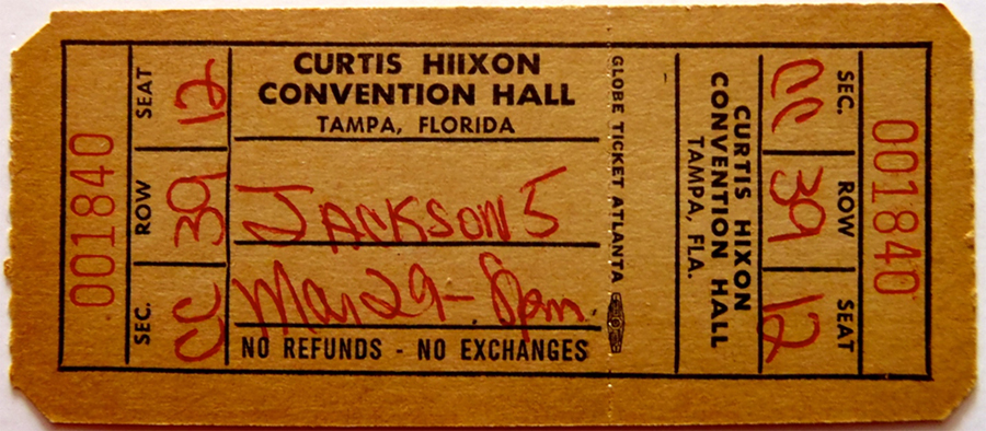 Flashback Friday: Jackson 5 Memorabilia