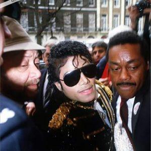 Jack Colen & Michael Jackson
