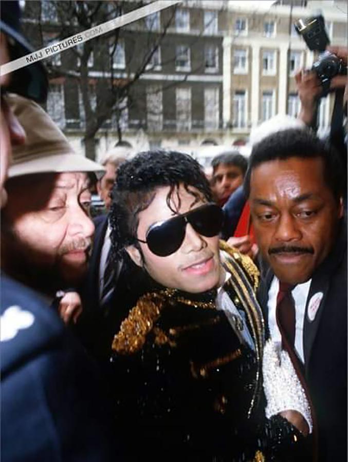 Jack Cohen & Michael Jackson