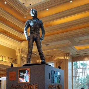 MJ in Vegas