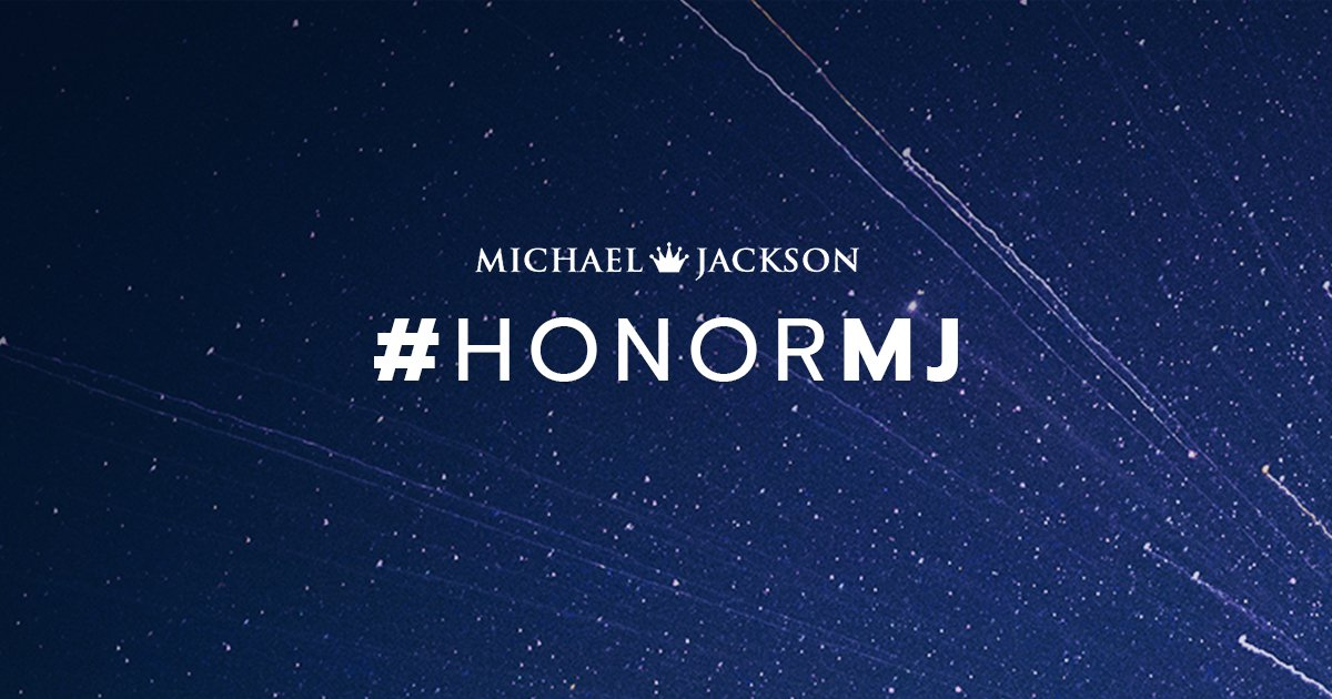 #HonorMJ
