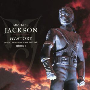 Michael Jackson - HIStory:  Past, Present and Future, Book 1