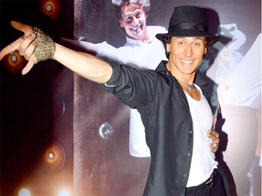 Bollywood Star Tiger Shroff Expresses How Much MJ Influenced His Career