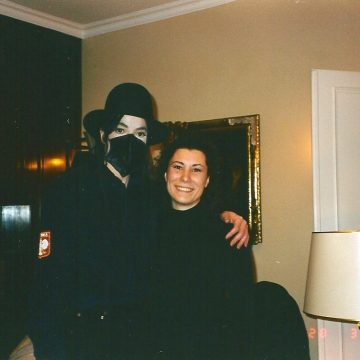 MICHAEL AND ME 3/28/1998