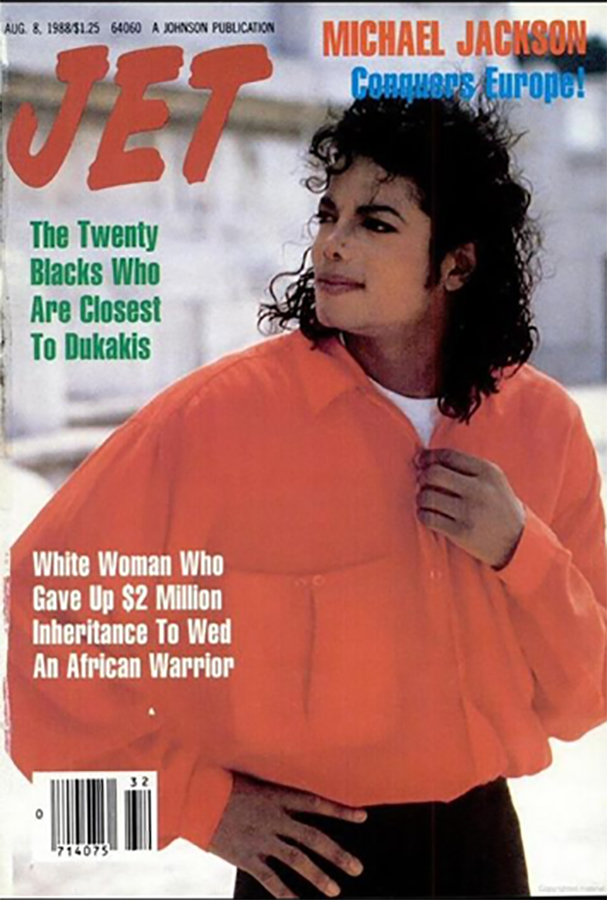 Throwback Thursday: Jet Magazine Declared MJ's European Success