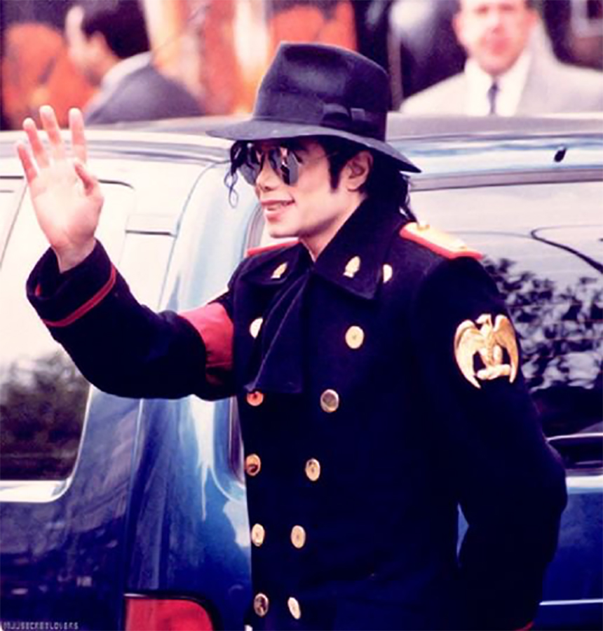 Michael Jackson's Humanitarian Efforts While On The Dangerous Tour