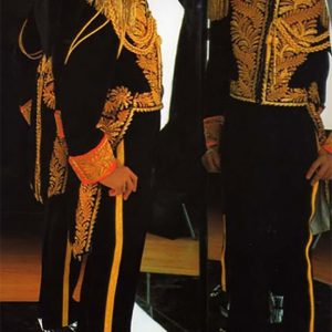 #MJQuote:  Michael Jackson's Love For Costumes