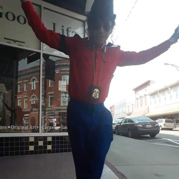 Michael Jackson of Mt airy nc