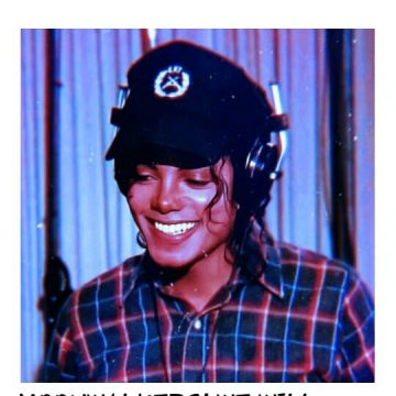 Michael Jackson's birthday video