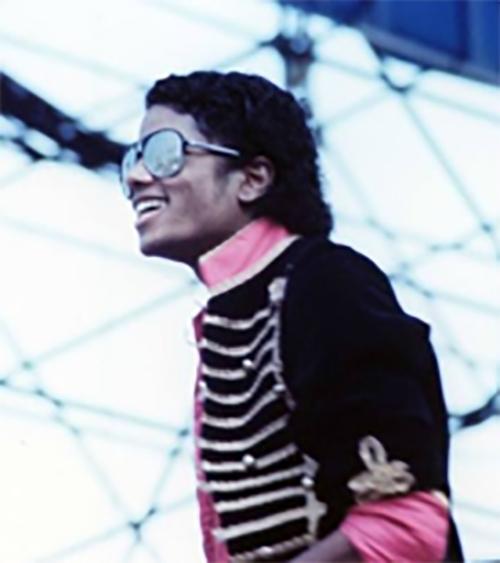 Michael Jackson at Budweiser Superfest August 1, 1982