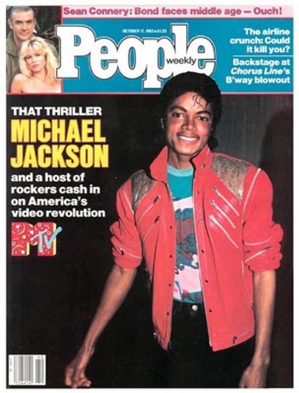 When Michael's Short Films Made MTV Relevant