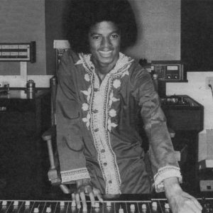 Michael Jackson Was Always Writing Music