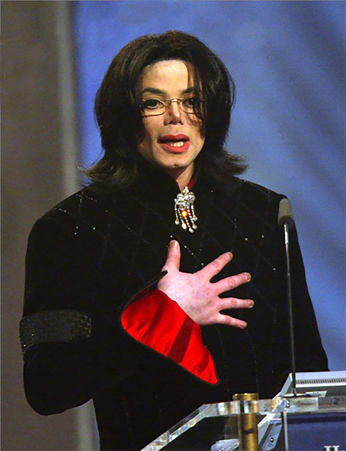 An Excerpt From MJ's Acceptance Speech For Bambi Artist of the Millennium Award