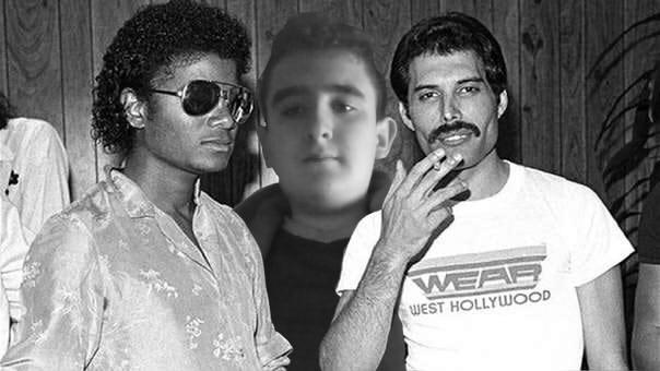 Michael Jackson, Freddie Mercury & Me