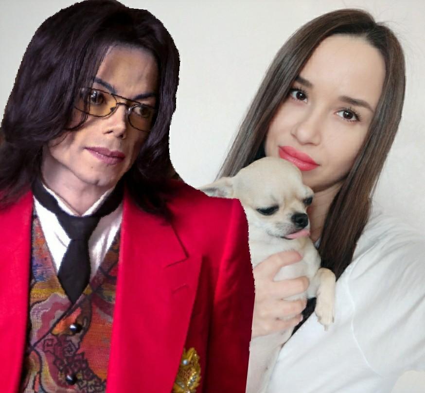 Майк и я