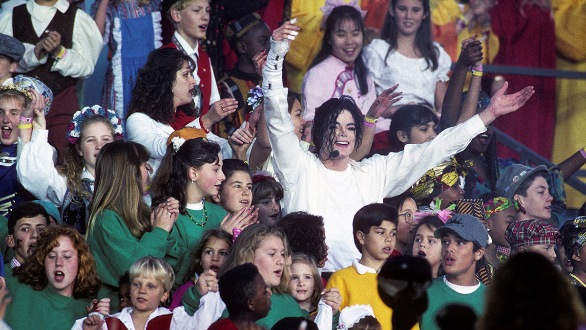 Michael Jackson Super Bowl 1993