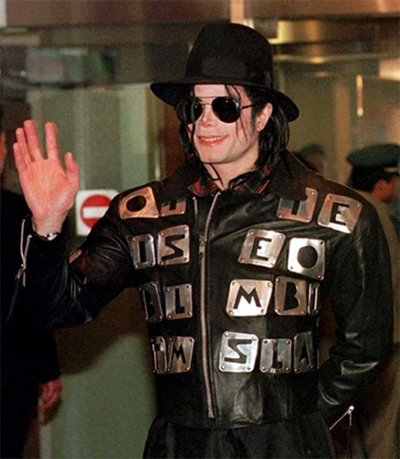 1998 nahm Michael Jackson an der Amtseinführung des südkoreanischen Präsidenten Kim Dae Jung teil