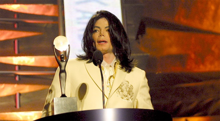 Michael Jackson's Induction Into The Rock and Roll Hall of Fame As A Solo Artist