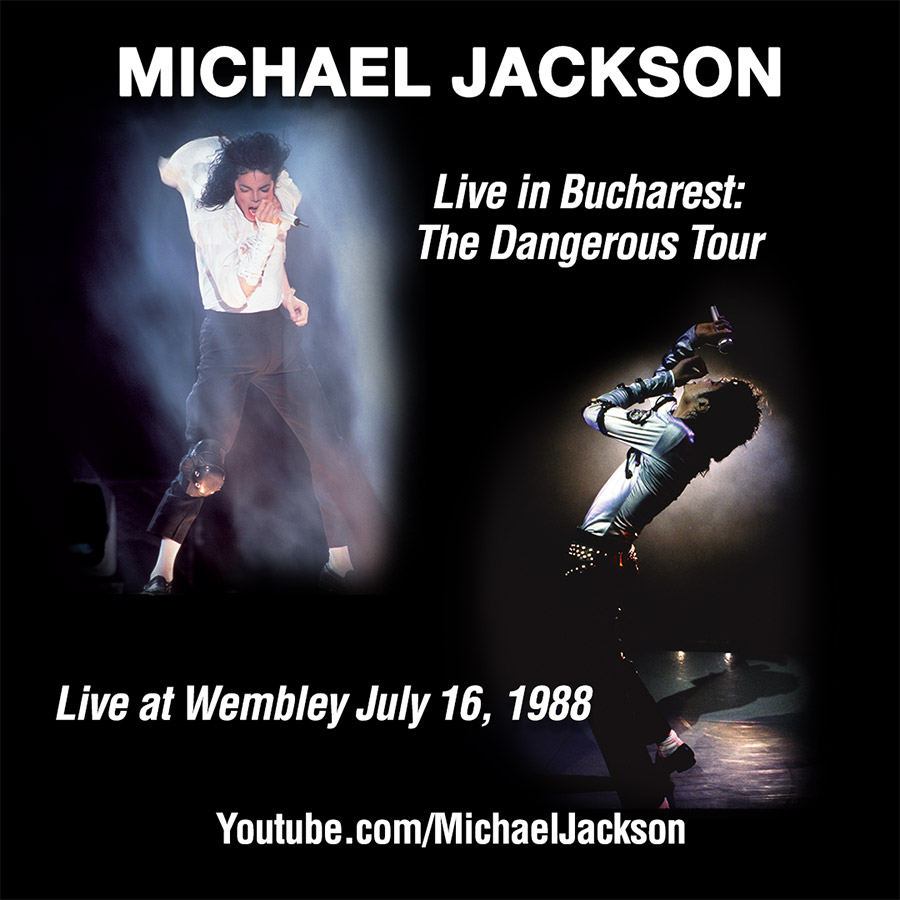 Watch Live in Bucharest and Live at Wembley Stadium Concerts Now