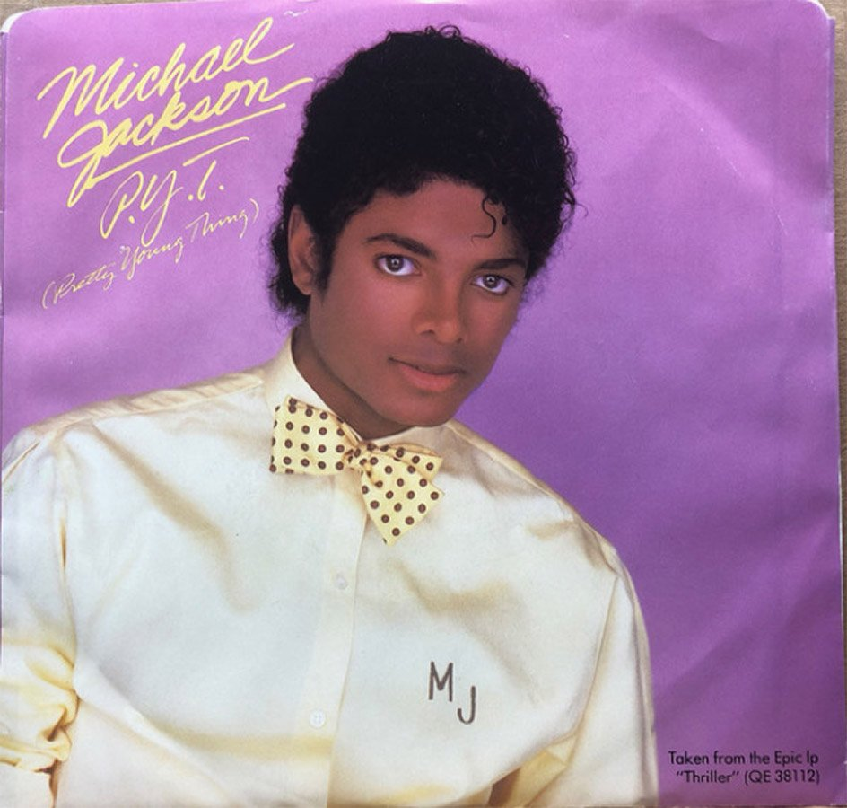 What Song Did Michael Jackson Have On The UK Charts In April of 1984?