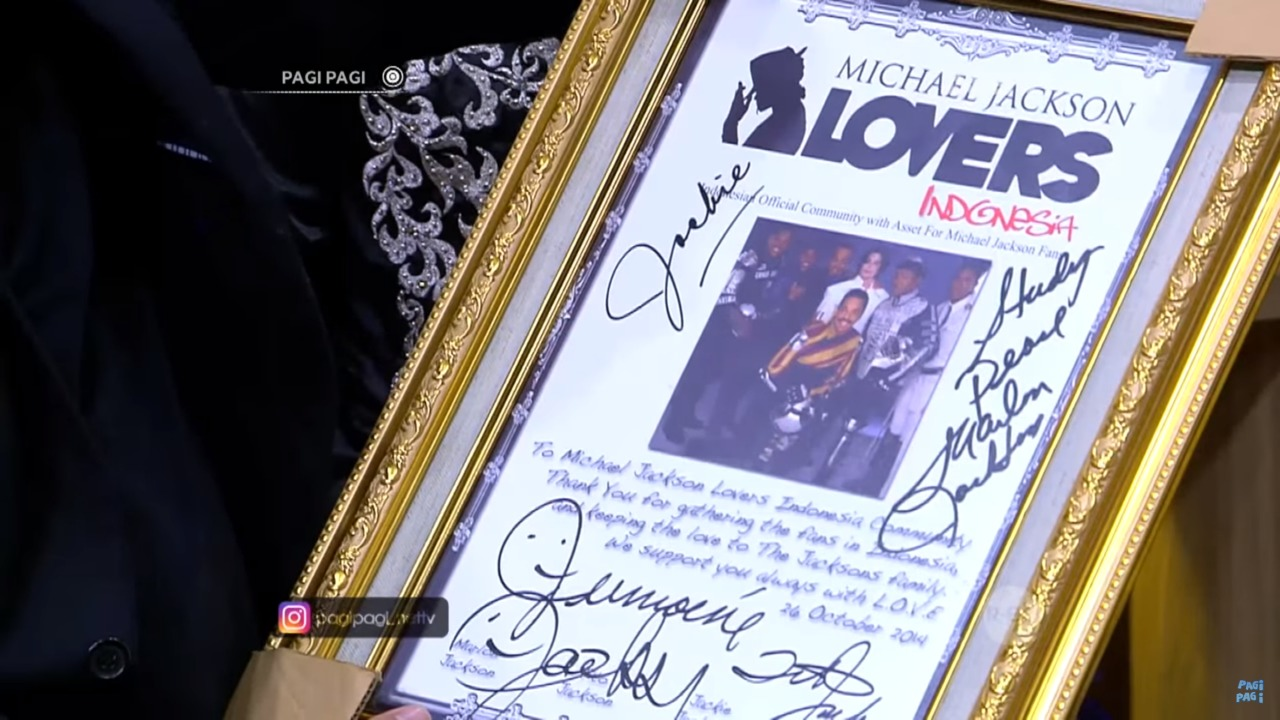 Michael Jackson Lovers Indonesia