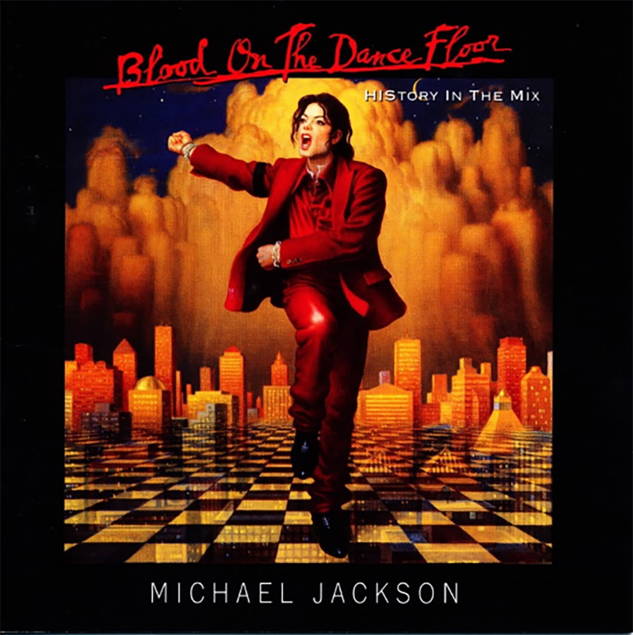 "In 1997, MJ Released ""Blood on the Dance Floor"""