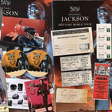 HIStory World Tour Collection
