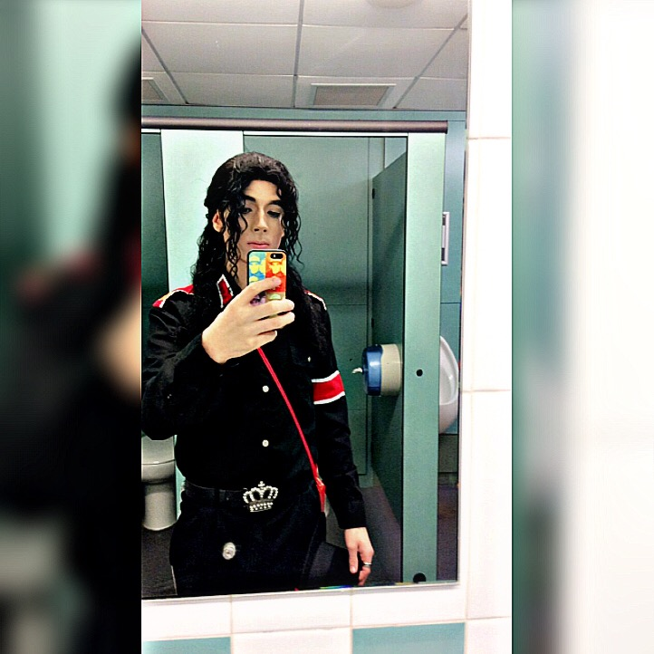Love you Michael