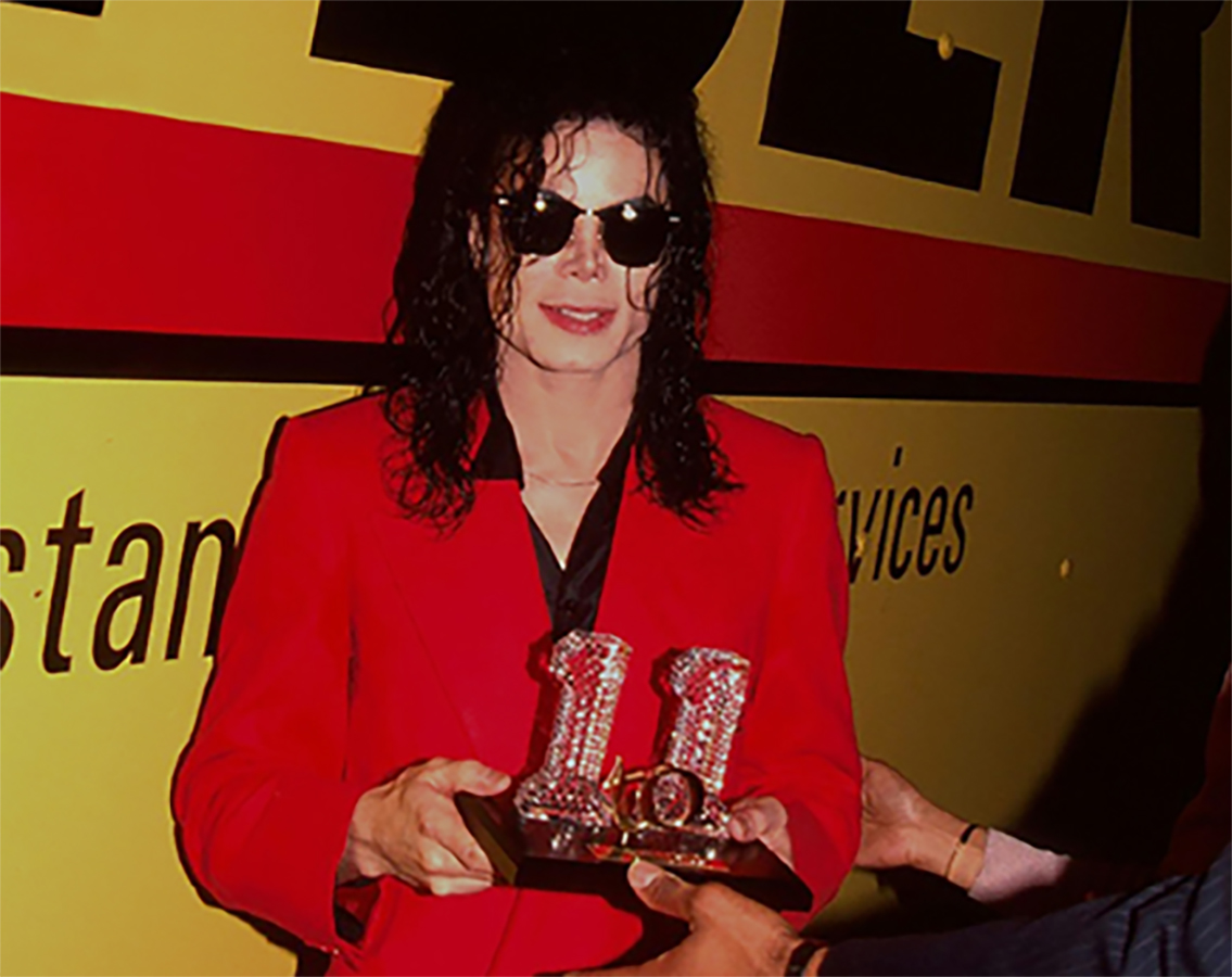 One to One, A Charity Dedicated To Underprivileged Youth Recognized Michael Jackson For His Efforts