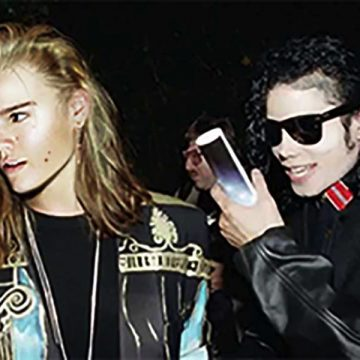 Me and Michael J