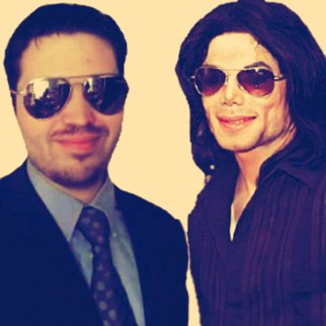 Michael Jackson & William Jacknight