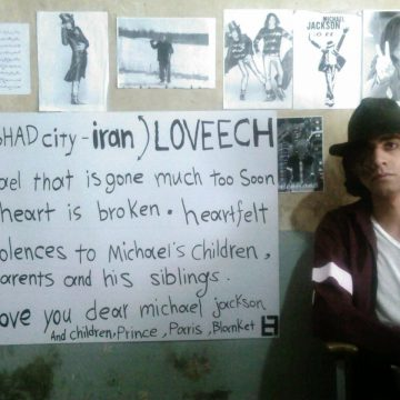 LOVEECH 's message For Michael Jackson
