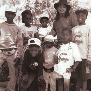 In 1990, MJ Welcomed Children From Project Dream Street To His Neverland Ranch