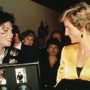Michael Jackson Enjoyed Donating His Time & Money To Those Less Fortunate