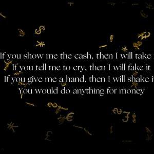 """Michael Jackson Releases """"Money"""" On 'HIStory' Album"""