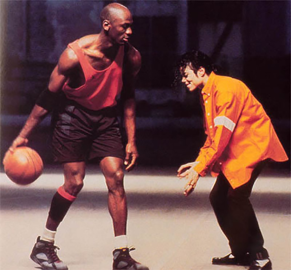 Michael Jordan On Appearing's In MJ's Short Film For 'Jam'