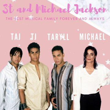 Michael & his nephews!