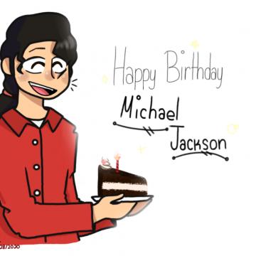 Happy Birthday, MJ