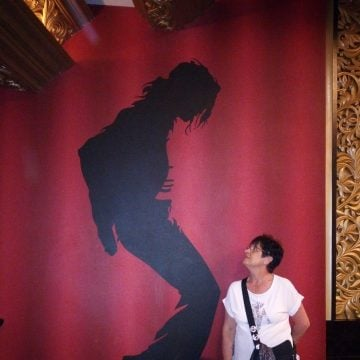 Michael, infinitely Michael.