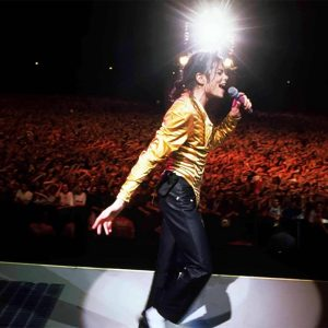 Live In Bucharest: The Dangerous Tour Broke Records For Highest Ratings In Cable History