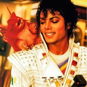 In 1986, The 4-D Film 'Captain EO' Featuring Michael Jackson Premiered at Disneyland's Tomorrowland