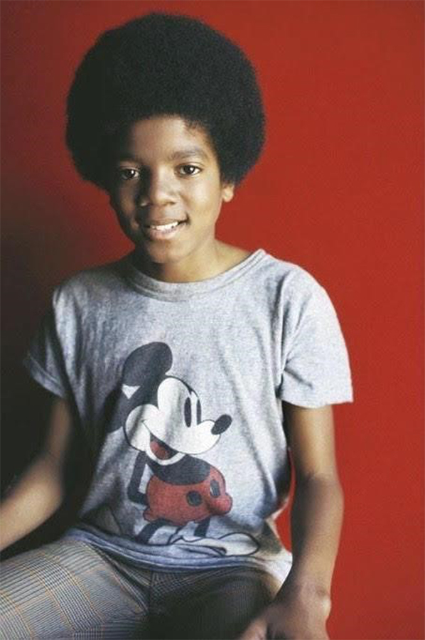 Throwback Thursday: Michael Jackson in 1971