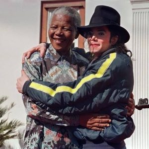 Nelson Mandela On Michael Jackson's Contributions To The World