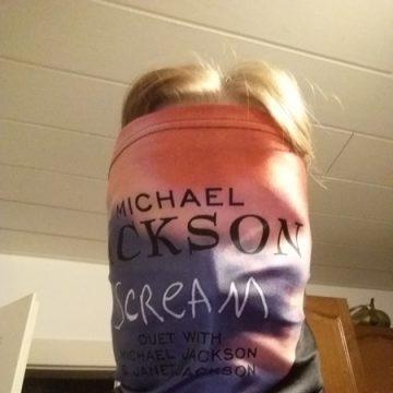 My new mask – Scream
