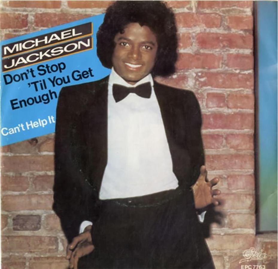 "This Week in 1979, ""Don't Stop 'Til You Get Enough"" Peaked At #1 On The Billboard Hot 100"