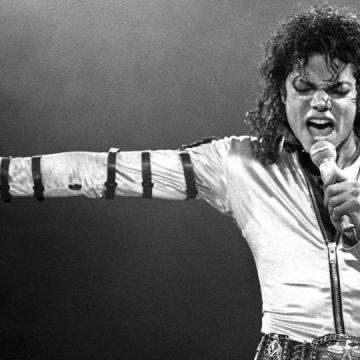Michael at Wembley 1988