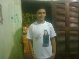 My Michael Jackson t-shirt