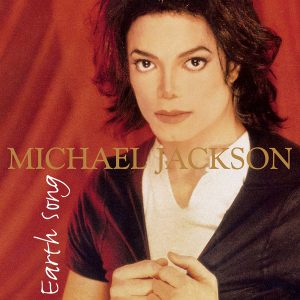 Michael Jackson - Earth Song single cover