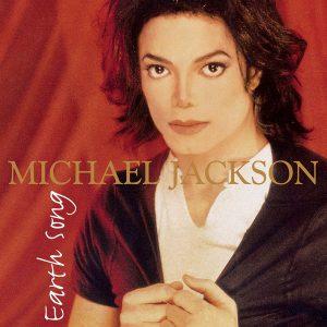 Michael Jackson - Earth Song single cover