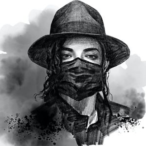 Check Out This Fan Made MJ Illustration